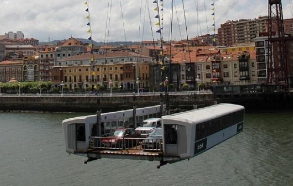 Bilbao bridge - 3