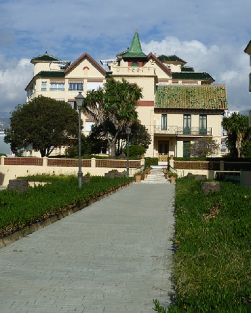 Villa El Receo in 2010