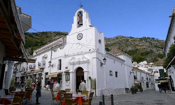 Hermitage of San Sebastián